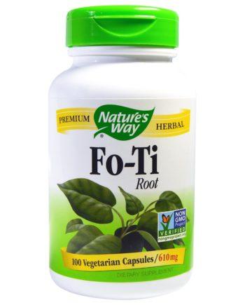 Горец многоцветковый Fo-Ti Root